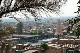 Iran: Shush: Grab des Daniel