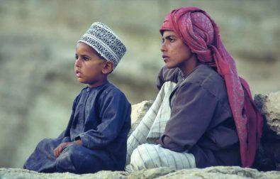 Oman: Kinder