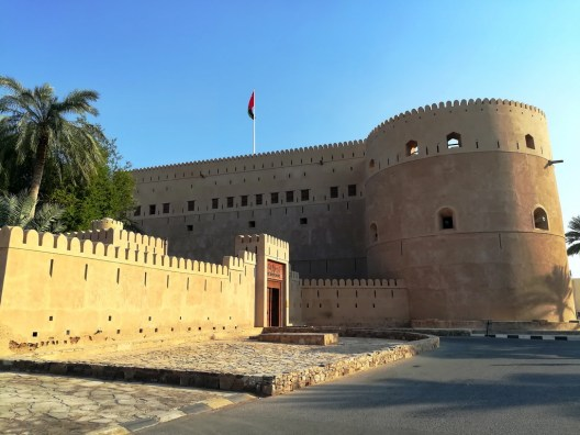 Oman: Al-Hazm Fort
