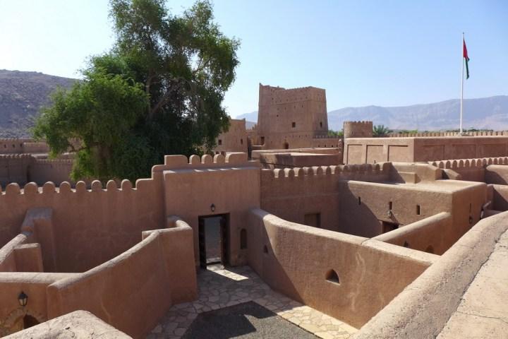 Oman: Bait al-Marah