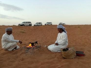Oman: in der Wahiba