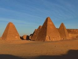 Sudan: Pyramiden beim Djebel Barkal
