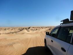 Oman: Fahrt in die Wahiba