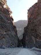Oman: vom Wadi Bani Awf ins Wadi Sahtan