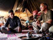 Im Zagros-Gebirge, Region Zard Kuh, Besuch bei Bakhtiary-Nomaden