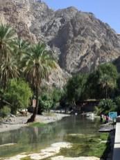 Wanderung im Wadi