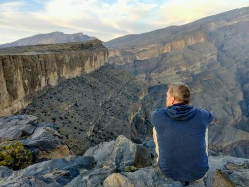 Ein atemberaubender Ausblick auf die Felsen