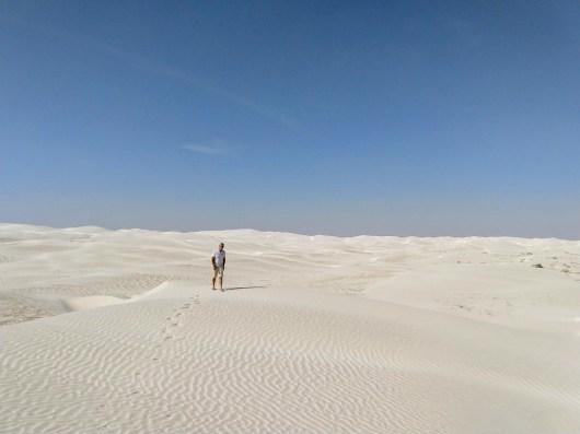 Weiße Dünen