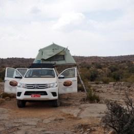 Nachhaltig unterwegs mit dem Dachzelt