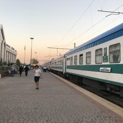 Bahnhof Tashkent