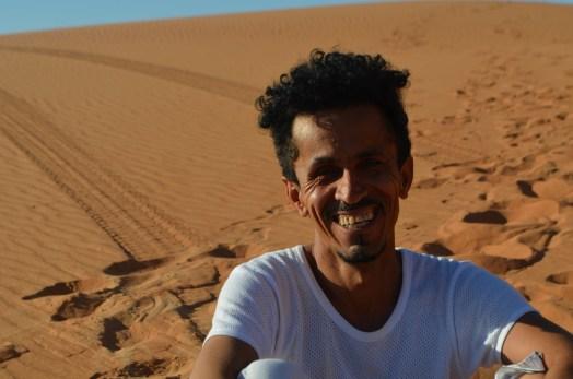Ibrahim, unser Oman,der einige Jahre in Deutschland lebte, begleitet in Winter und Frühjahr wieder ausgesuchte Reisen