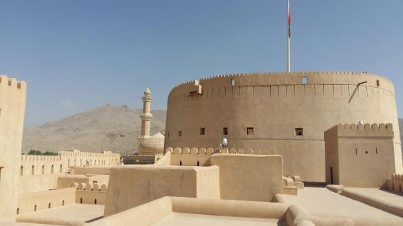 Nizwa Festungsturm