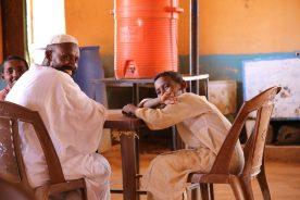 Familie Sudan Reisesicherheit in Sudan
