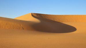 Erlebnisreise in Oman: Sanddünen