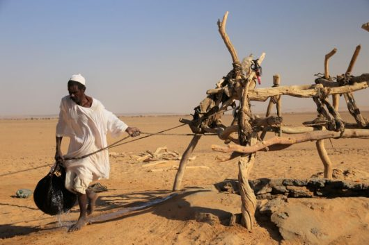 Brunnen Sudan