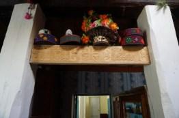 Die traditionellen Hüte der Pamiri