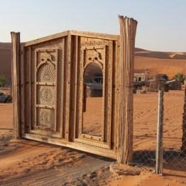Tor in die Wüste