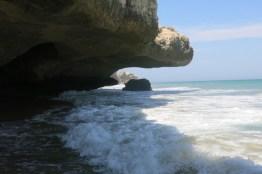Küste zwischen Muscat und Salalah