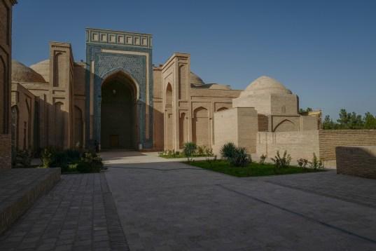 Bukhara an derSeidenstraße in Usbekistan