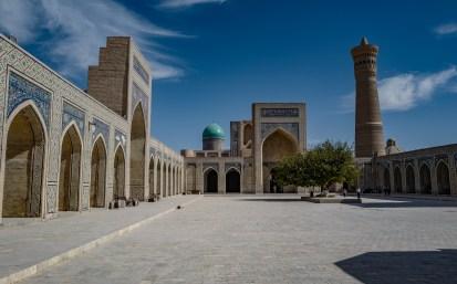 Usbekistan - Islamische Welt