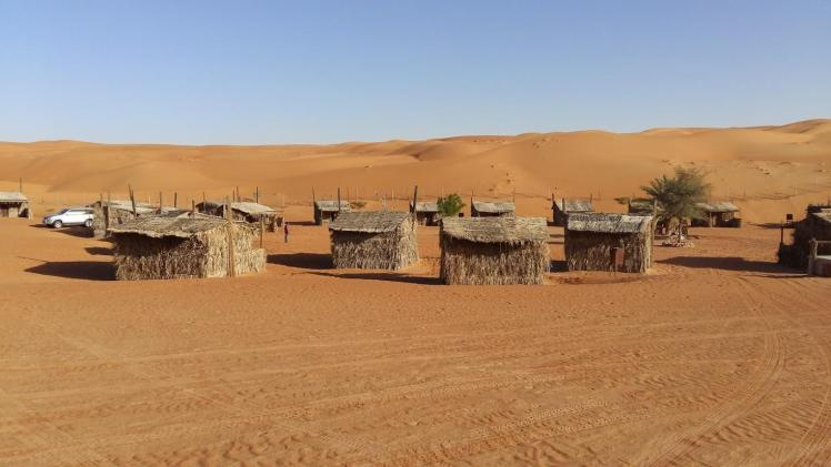 Hotels in Oman: Nomadic Desert Camp