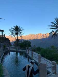 Hotels in Oman: Sama Wakan