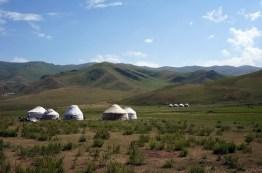 Zu Gast bei einer kirgisischen Familie