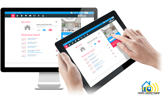 InTwo-Box-Interfaces Premier contact avec la Sagemcom InTwo box