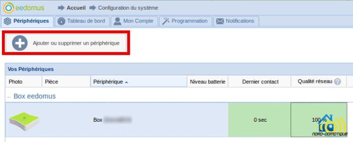 CRC_3_1_00-eedomus-ajouter-périphérique Présentation et test de la télécommande NODON associée à l'eedomus