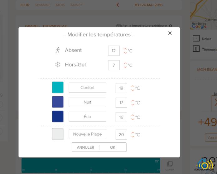 Modifier-les-temps Présentation et test du thermostat Netatmo