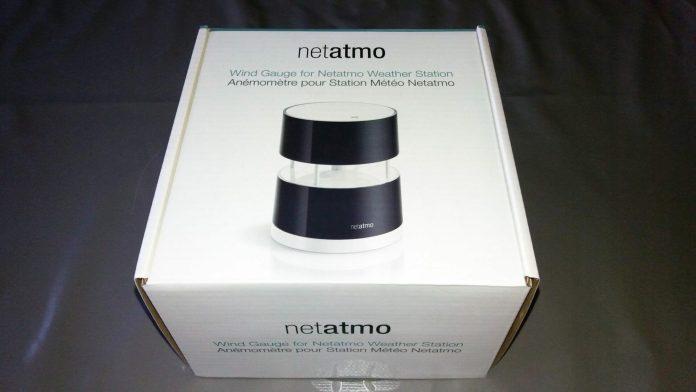 6-4 Test de la station météo Netatmo et ses modules aditionnels