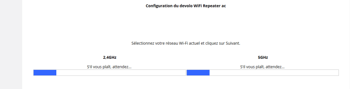 WIFI4 Devolo WIFI Repeater ac