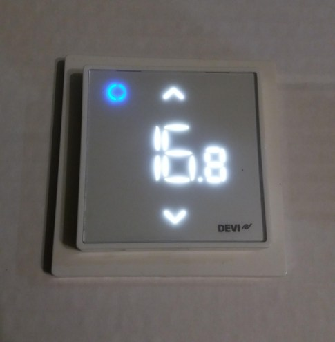 23 Le DEVIreg Smart, un thermostat connecté par Deleage / Danfoss