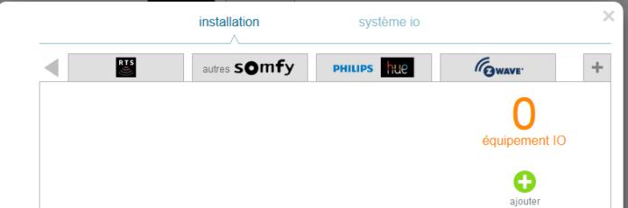 E2 Somfy se met au Z-WAVE