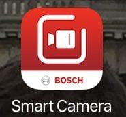 IconeIphone Bosch 360°, la caméra qui fait tourner sa tête