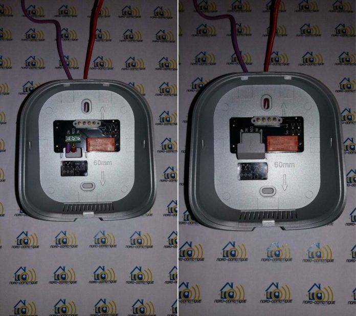 08 Test du thermostat connecté filaire Somfy