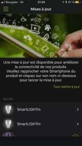 Awox-SmartLight-Mesh_7379-169x300 Test des ampoules Led basse consommation Smartlight Mesh GU10