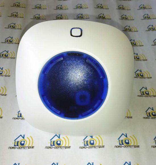 01-3 Test des sirènes intérieure et extérieure pour l'alarme Avosdim