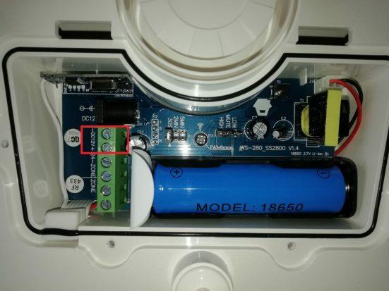 13 Test des sirènes intérieure et extérieure pour l'alarme Avosdim