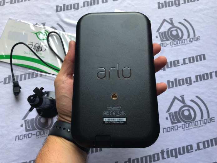 panneau-solaire-arlo-0214-1000x750 [Test] Panneau solaire pour caméra Arlo Pro, Arlo Pro2 et Sécurity Light