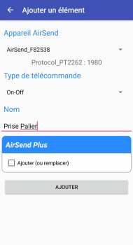 13-associationx10airsend-190x350 Test de la solution domotique Airsend de chez Devmel