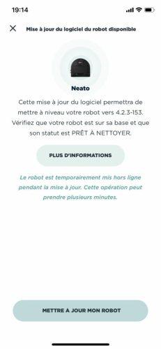 neato-d6-1213-231x500 Présentation et test du Robot aspirateur D6 de chez Neato Botvac