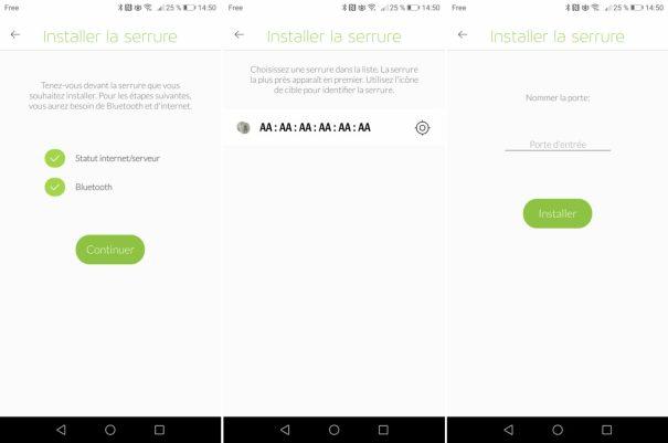 17 Test de la serrure connectée Danalock V3 Bluetooth et Z-Wave Plus