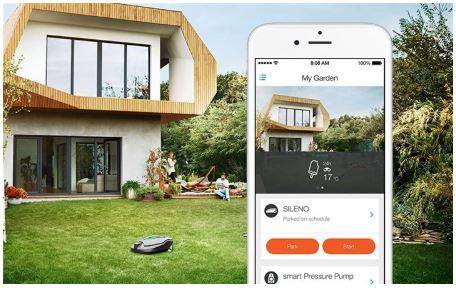 03 Gardena innove avec sa gamme Smart System pour le jardin de demain