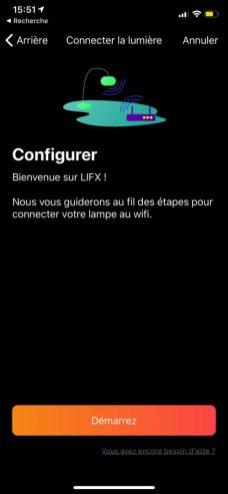 lifxa60e27-5795 Test de l'ampoule LIFX A60 E27