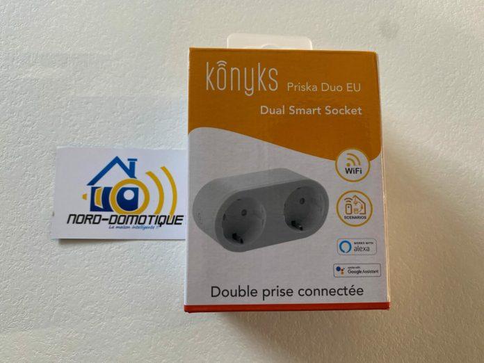 Test de la prise Konyks Priska Duo : deux fois mieux !