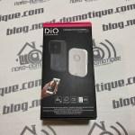 Test du DioBell l'interphone connecté 100 % sans-fil de chez DIO