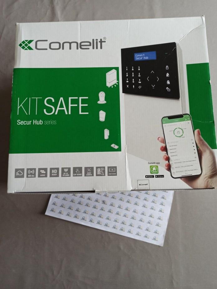 02-751x1000 Test du kit alarme Comelit KITSAFE Secur Hub