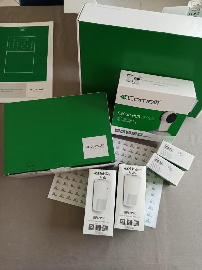 03-751x1000 Test du kit alarme Comelit KITSAFE Secur Hub