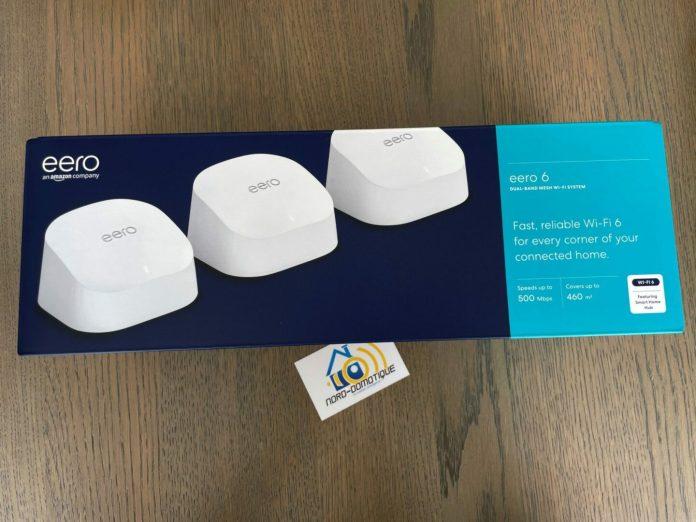 eero 6 Routeur Wi-Fi 6 : Présentation et test de la solution de chez Amazon